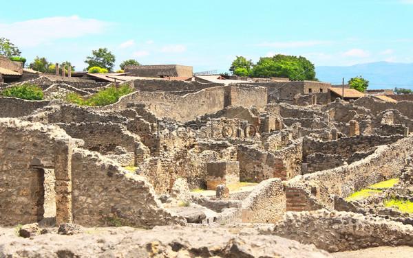 Фотография на тему Руины Помпеи