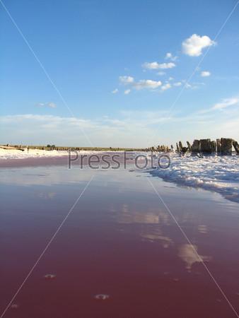 Фотография на тему Добыча соли