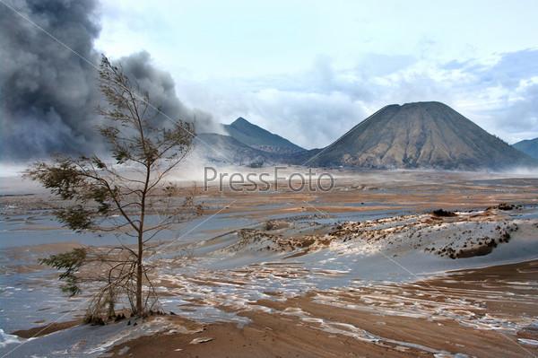 Вулкан Бромо, Индонезия