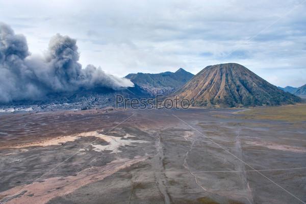 Вулканы Национального парка Бромо, Ява, Индонезия