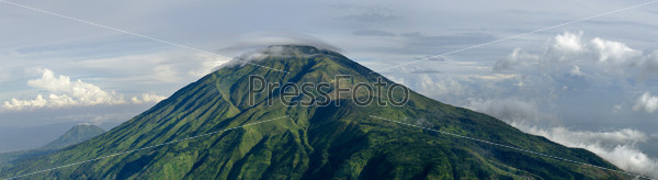Гора Мербабу