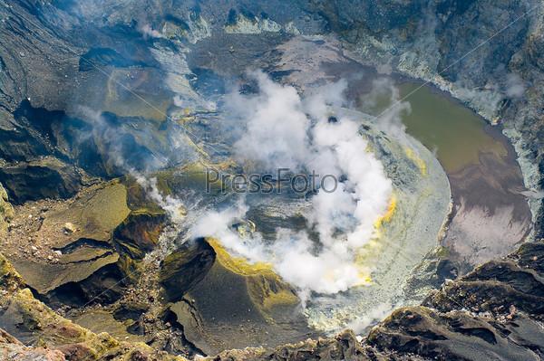 Вулкан Керинчи. Национальный парк, Керинчи Себлат, Суматра
