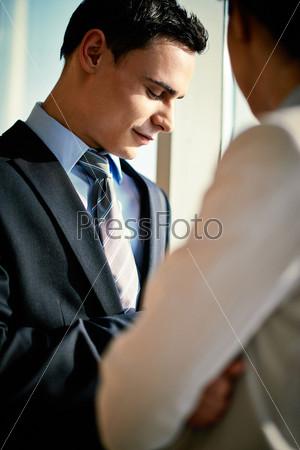 Элегантный бизнесмен