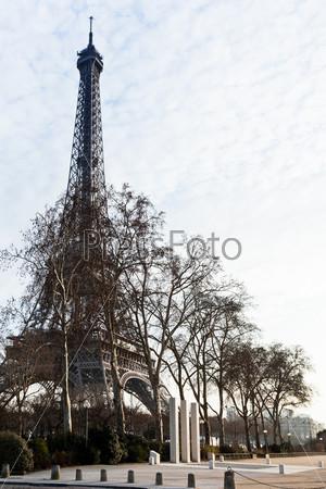 Плошщадь Сопротивления в Париже