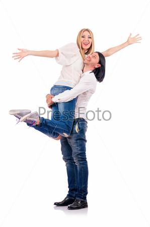 Фотография на тему Мужчина и женщина