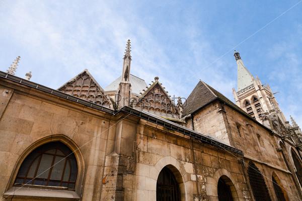 Фотография на тему Церковь Санкт-Северин, Париж