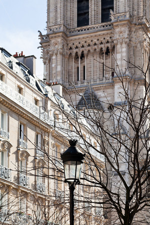 Отель де Виль (Ратуша) в Париже