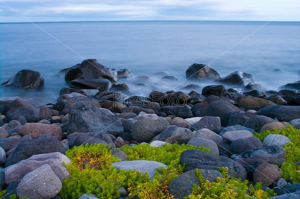 Фотография на тему Море на закате