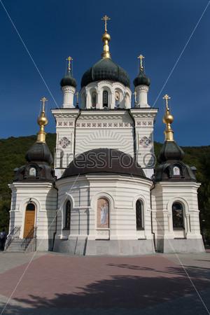Фотография на тему Форосская церковь в Крыму, Украина