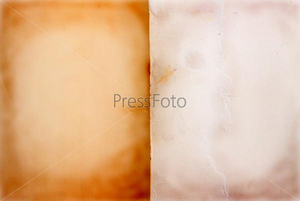 Фотография на тему Фон, текстура. Вид стены с грубой, старой штукатуркой