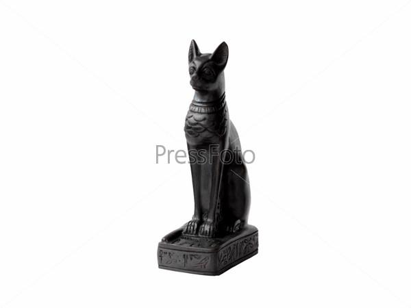 Фотография на тему Статуэтка Египетская кошка