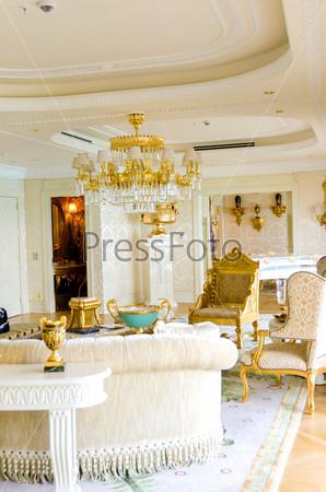 Посольский люкс Jumeirah Bilgah Beach Hotel в Баку, Азербайджан. Jumeirah Bilgah Beach Hotel - первый отель Jumeirah в Азербайджане