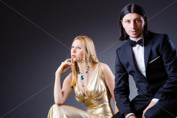 Пара в концепции любви