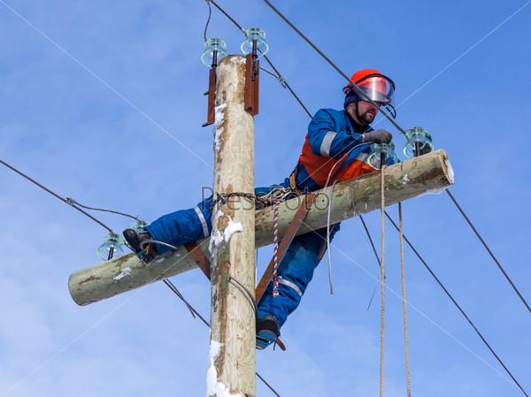 сонник столб ремонтировать на высоте влагу