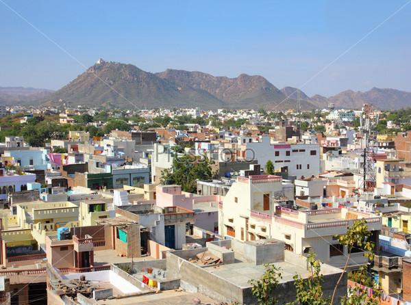 Фотография на тему Город Удайпур. Раджастхан, Индия