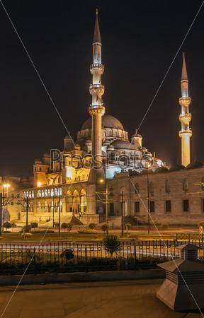 Новая мечеть, Стамбул