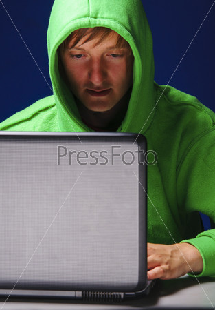 Фотография на тему Хакер