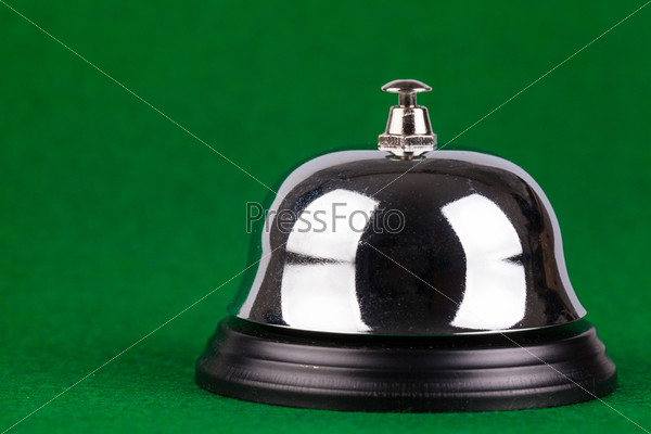Звонок для вызова портье