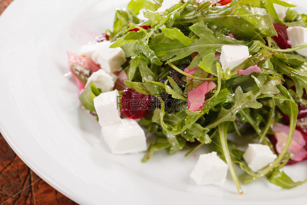 Натуральный салат