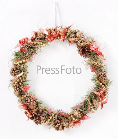 Фотография на тему Рождественский венок