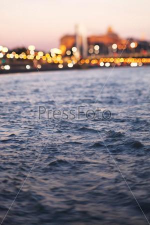 Фотография на тему Город ночью