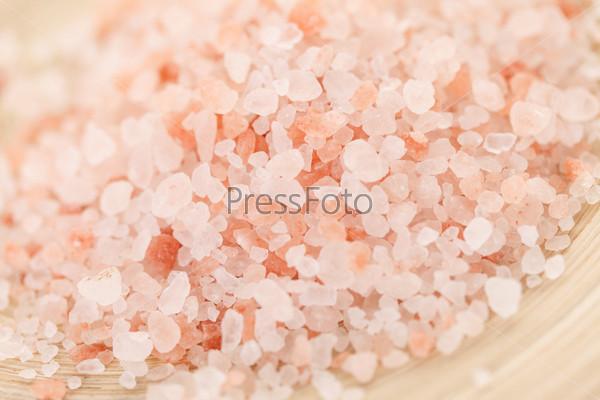 Фотография на тему Розовая соль