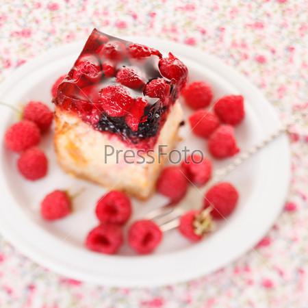 Фотография на тему Летнее пирожное