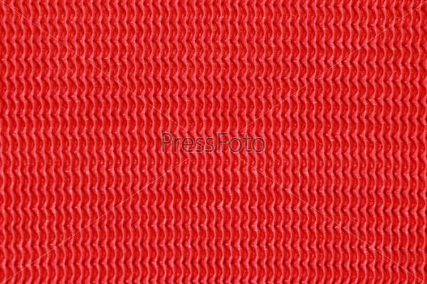 Текстура цветного гофрированного картона