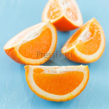 Фотография на тему Свежий апельсин