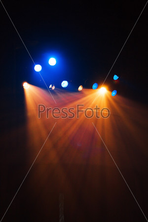 Прожекторы фон
