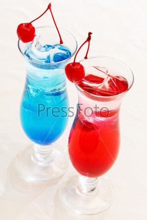 Фотография на тему Вкусные коктейли