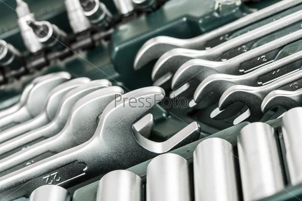 Фотография на тему Ящик с инструментами