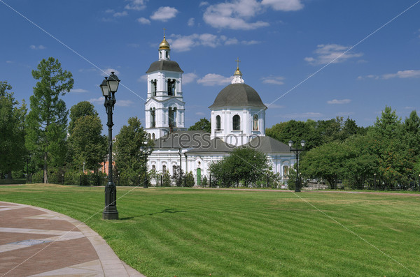 Церковь Пресвятой Богородицы, Царицыно