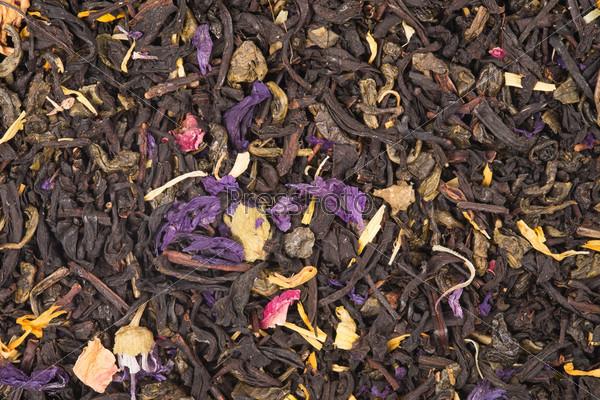 Фотография на тему Чай с ароматом клубники и маракуйи
