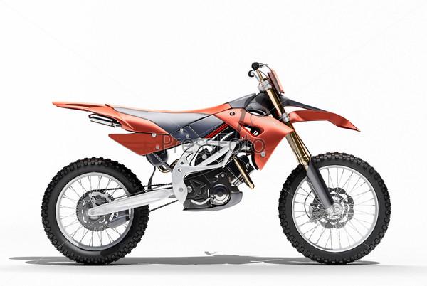 Спортивный мотоцикл эндуро