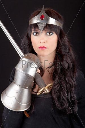 Принцесса и меч