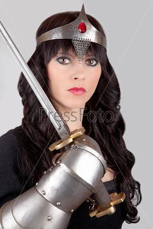 Фотография на тему Принцесса и меч