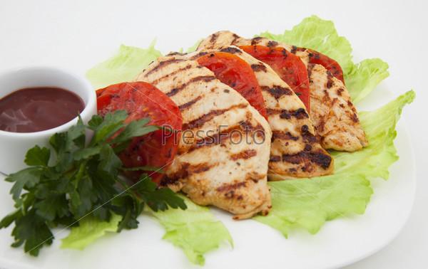 Фотография на тему Жареное мясо