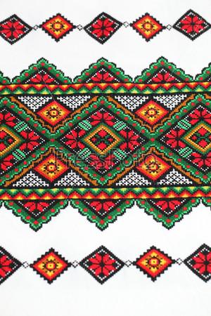 Фотография на тему Этническая украинская вышивка