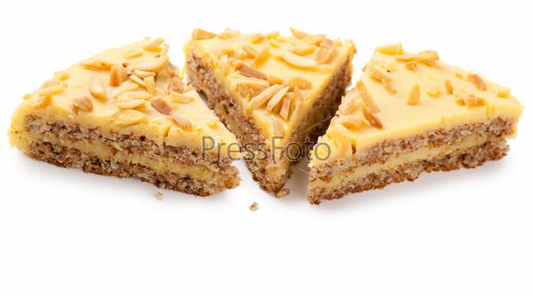 Фотография на тему Куски пирога