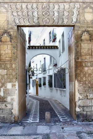 Улица в Севилье