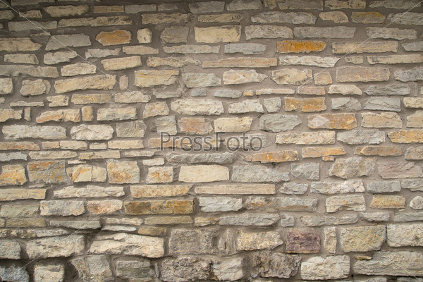 Текстура каменной стены