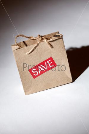 Фотография на тему Бумажная сумка