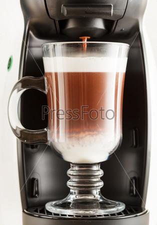 Фотография на тему Слоистый кофе