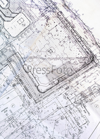Фотография на тему Старый план города