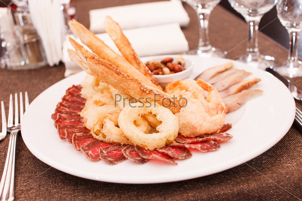 Фотография на тему Вкусная закуска