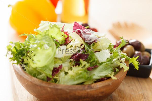 Фотография на тему Весенний салат