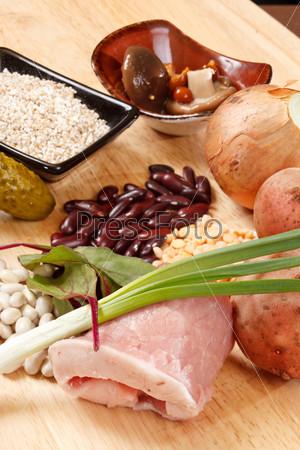 Ингредиенты для традиционного блюда