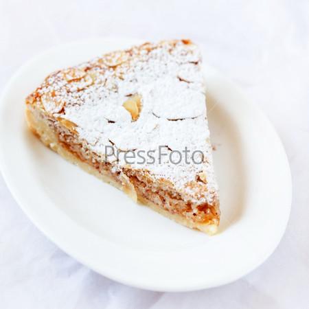 Фотография на тему Миндальное пирожное
