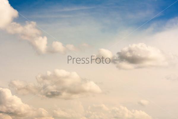 Фотография на тему Красивые облака